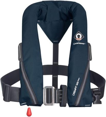 Crewsaver Crewfit 165N Sport automatische reddingsvesten - navy blue