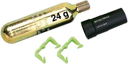 Plastimo Junior reddingsvest herlaadset - UML MK5 - 24 gram