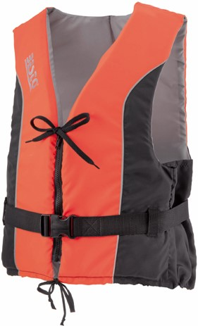 Besto Dinghy Zipper 50N reddingsvest - 70+ kg - XL
