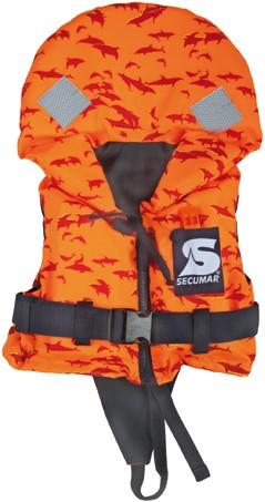 Secumar Bravo Print  - oranje - 15/20 Kg - kruisband/broekje