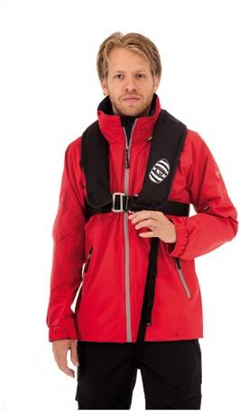 GK Black Edition Reddingsvest - 150N - zonder harnas - zwart