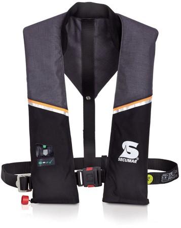 Secumar Ultra Reddingsvest - 170N - grijs/zwart
