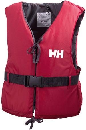 Helly Hansen SPORT II 60/70 164 RED EBONY