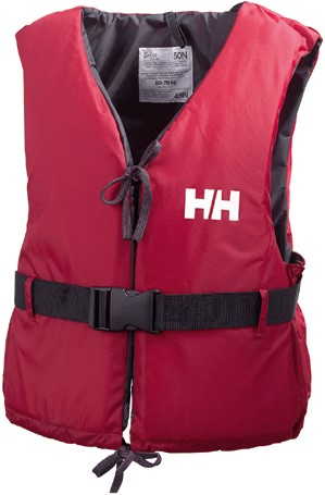 Helly Hansen SPORT II 90/+ 164 RED EBONY