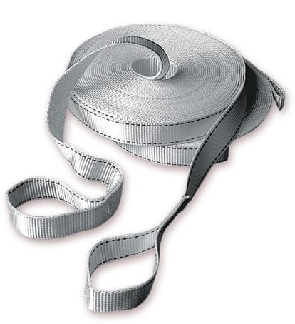 Loopband 10mtr met lus per 2