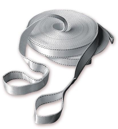 Loopband 12mtr met lus per 2