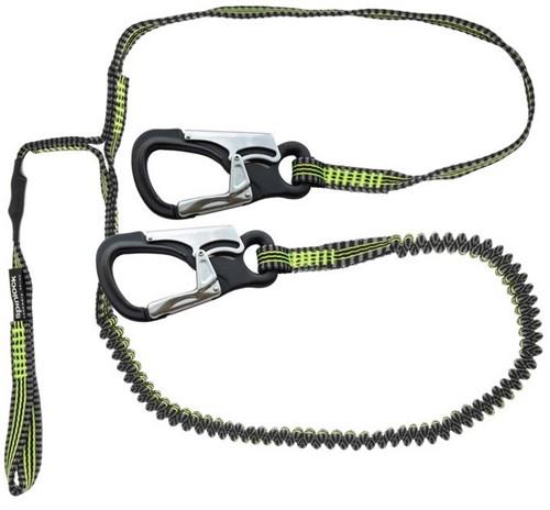 Spinlock Veiligheidslijn performance 16 mm, 2 haken/loop