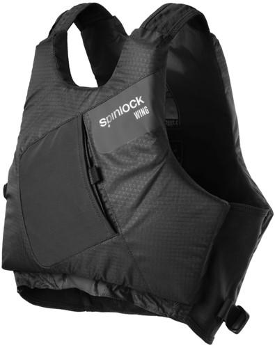 Spinlock Zwemvest Wing - maat 4 (XL) - zwart