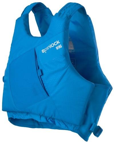 Spinlock Zwemvest Wing - maat 3 (L) - blauw