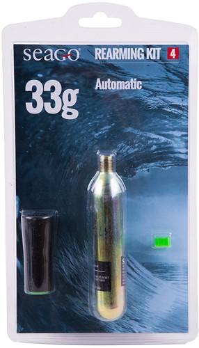 Seago reddingsvest herlaadset - UML MK5 - 33 gram
