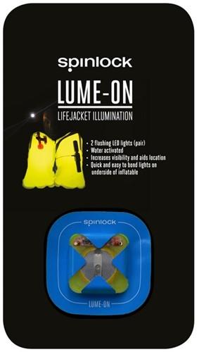 Spinlock Lume-on Reddingsvestlicht LED per 2