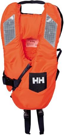 Helly Hansen BABY SAFE+ 210 reddingsvest - oranje -  5/15 kg - kruisband/broekje